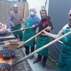 DOMENICA 17 OTTOBRE ...di nuovo FESTA DELLE CASTAGNE...IN TAVOLA A VELLANO